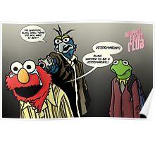 Muppet Sacrifice Poster