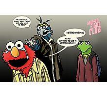 Muppet Sacrifice Photographic Print
