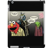Muppet Sacrifice iPad Case/Skin