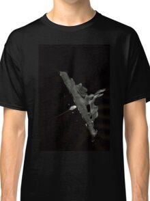 0029 - Brush and Ink - Human Glide Classic T-Shirt