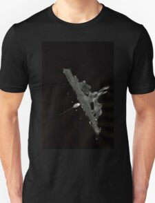 0029 - Brush and Ink - Human Glide T-Shirt