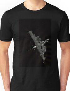 0029 - Brush and Ink - Human Glide Unisex T-Shirt
