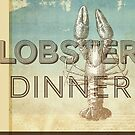 Lobster Dinner by Dallas Drotz