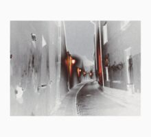 OLD TOWN Vilnius Lithuania, Abstract photograph Kids Clothes