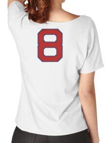 #8 Women's Relaxed Fit T-Shirt