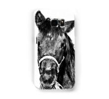 Horse head Samsung Galaxy Case/Skin