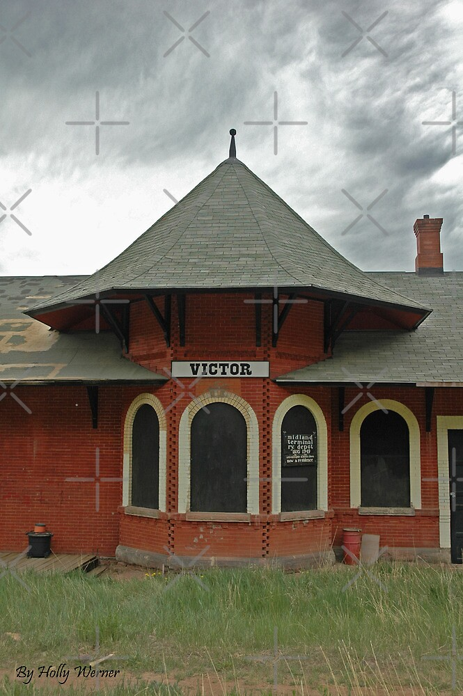 Victor Depot by Holly Werner