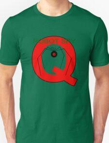 Jonny Quest Robot Spy! 2nd Version T-Shirt
