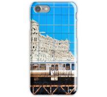 train in the loop iPhone Case/Skin
