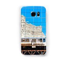 train in the loop Samsung Galaxy Case/Skin