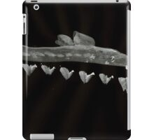 0030 - Brush and Ink - Swim Reception iPad Case/Skin