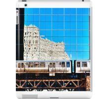 train in the loop iPad Case/Skin