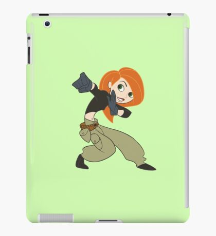 Kim Possible iPad Case/Skin