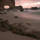 Sunrise At St Paul's Beach by Scott Sheehan