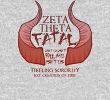 Zeta Theta FATAL - Tiefling Sorority Mens V-Neck T-Shirt