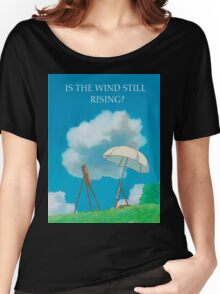 Is the Wind Still Rising? Women's Relaxed Fit T-Shirt