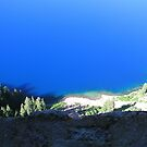 Crater Lake Color by baglesscat