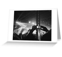 Concert in NOLA Greeting Card
