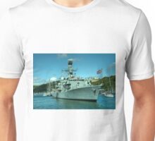 HMS Monmouth  Unisex T-Shirt