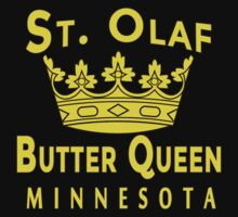 ST OLAF BUTTER QUEEN WITH CROWN by Greenbaby