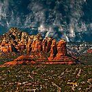Beautiful Sedona by LudaNayvelt