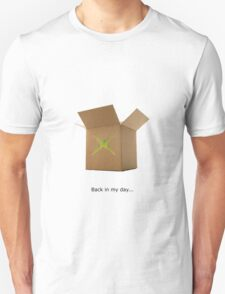 Xbox in the old days T-Shirt
