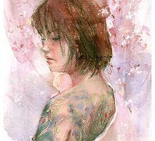HARUKO....「春子」 by vasenoir