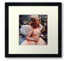 Glinda The Good Witch Framed Print