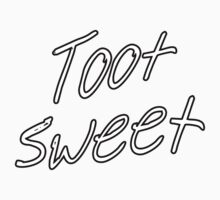 Toot Sweet Kids Clothes