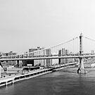 Manhattan Bridge by maxym