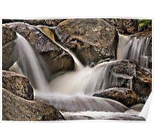 Tumbling River Runoff Poster
