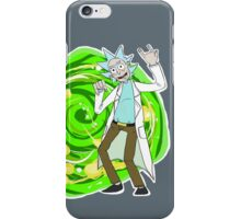 Rick and Morty- WUBBA LUBBA DUB DUB iPhone Case/Skin