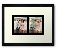 Seriously Silly! Framed Print