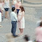 Caught in the Crowd by KaPaphotography