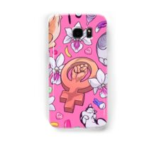 Just girly things Samsung Galaxy Case/Skin