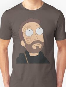 Rick and Morty: Jerry In Cloud Atlas T-Shirt