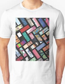 Picture Collage ~ Comic Book Strips  T-Shirt