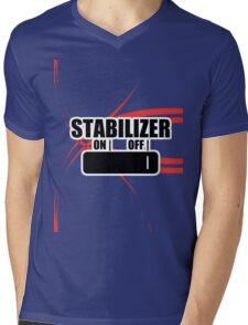 Stabilizer Mens V-Neck T-Shirt