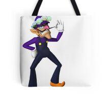 Waluigi's the winner! Tote Bag