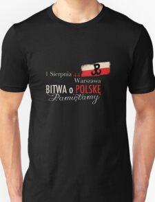 Warsaw Uprising Unisex T-Shirt