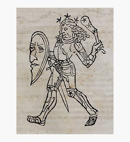 Hic Codex Auienii Continent Epigrama Astronomy Rufius Festivus Avenius 1488 Astronomy Illustrations 0159 Constellations Photographic Print