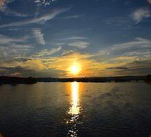 Susquehanna Summer Sunset II by Studio-on-green