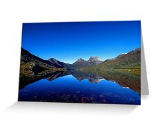 Cradle reflections Greeting Card