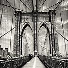 Manhattan - New York City by Dilshara Hill
