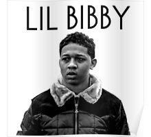 Lil bibby t-shirt Poster