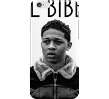 Lil bibby t-shirt iPhone Case/Skin