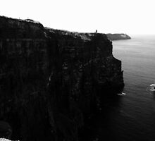 Cliffs of Moher by Kiipleny