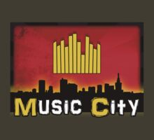 Music City by maxym