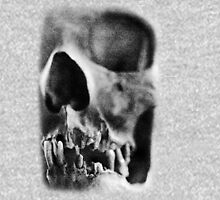 Skull Skeleton Bones Teeshirt Unisex T-Shirt