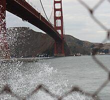 The 'Bridge is framed by pixella